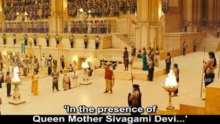 Mass scene of bahubali 2