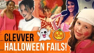 Our WORST Halloween Costume Fails! (Dirty Laundry)