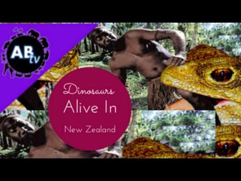Dinosaurs Alive in New Zealand : 5 Weird Animal Facts - Ep. 4 : AnimalBytesTV