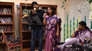 "Subho Dasgupta's ""Prem"" - Duet Recitation By Swati and Rana"