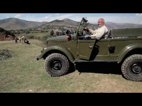 Путешествия по Армении, фильм 2.  Вступление.