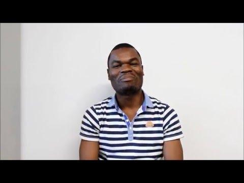 Augustine Egwebe, from Nigeria, PhD Electrical Engineering