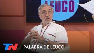 Operación K contra Luis Brandoni   PALABRA DE LEUCO