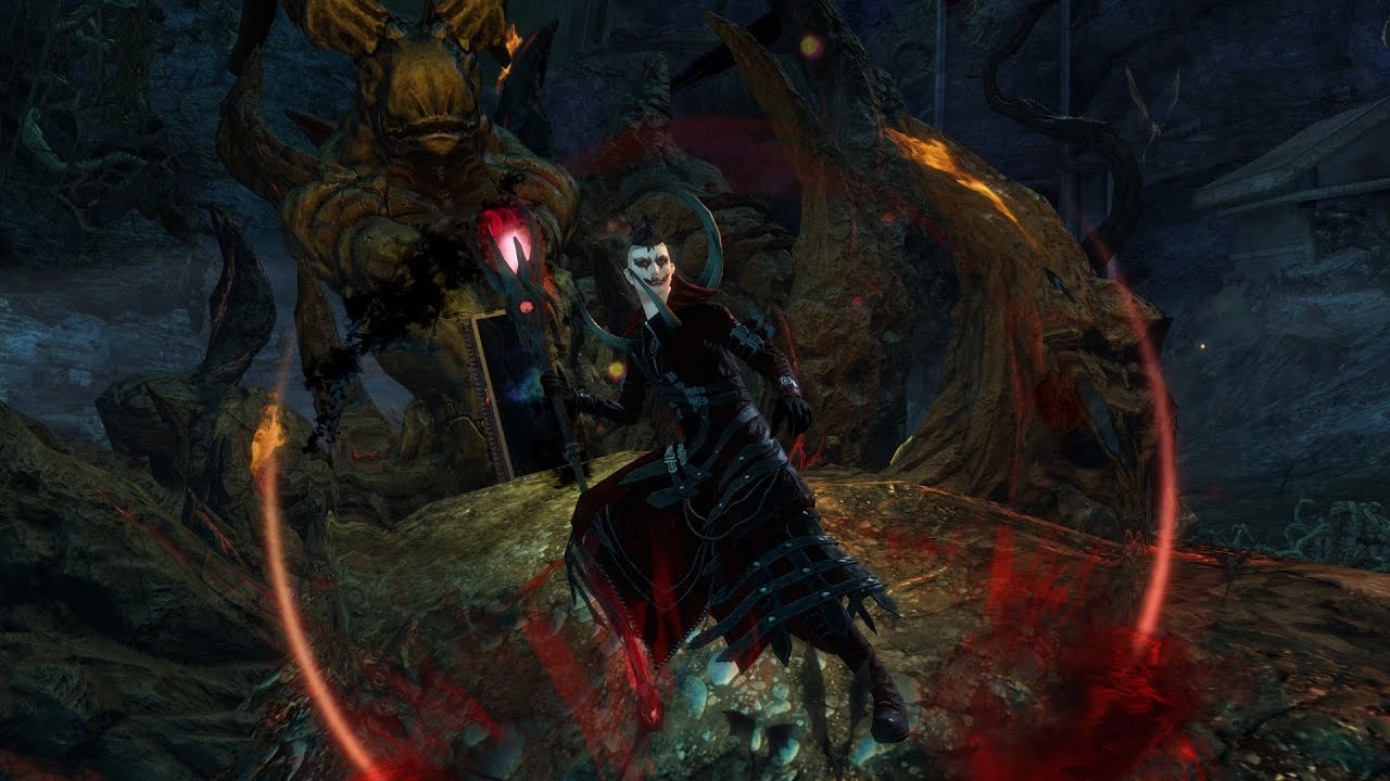 GW2 2014 Halloween Achievement guide: Bloody Prince Thorn - YouTube