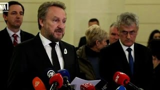 Bosnia to appeal ruling clearing Serbia of genocide