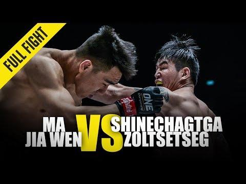 Ma Jia Wen vs. Shinechagtga Zoltsetseg | ONE Full Fight | January 2020