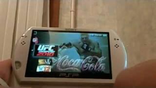 Видео обзор PSP GO