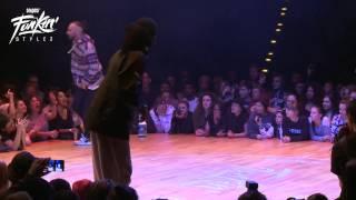 UKay vs Franky Dee | Hip-Hop Final | Funkin