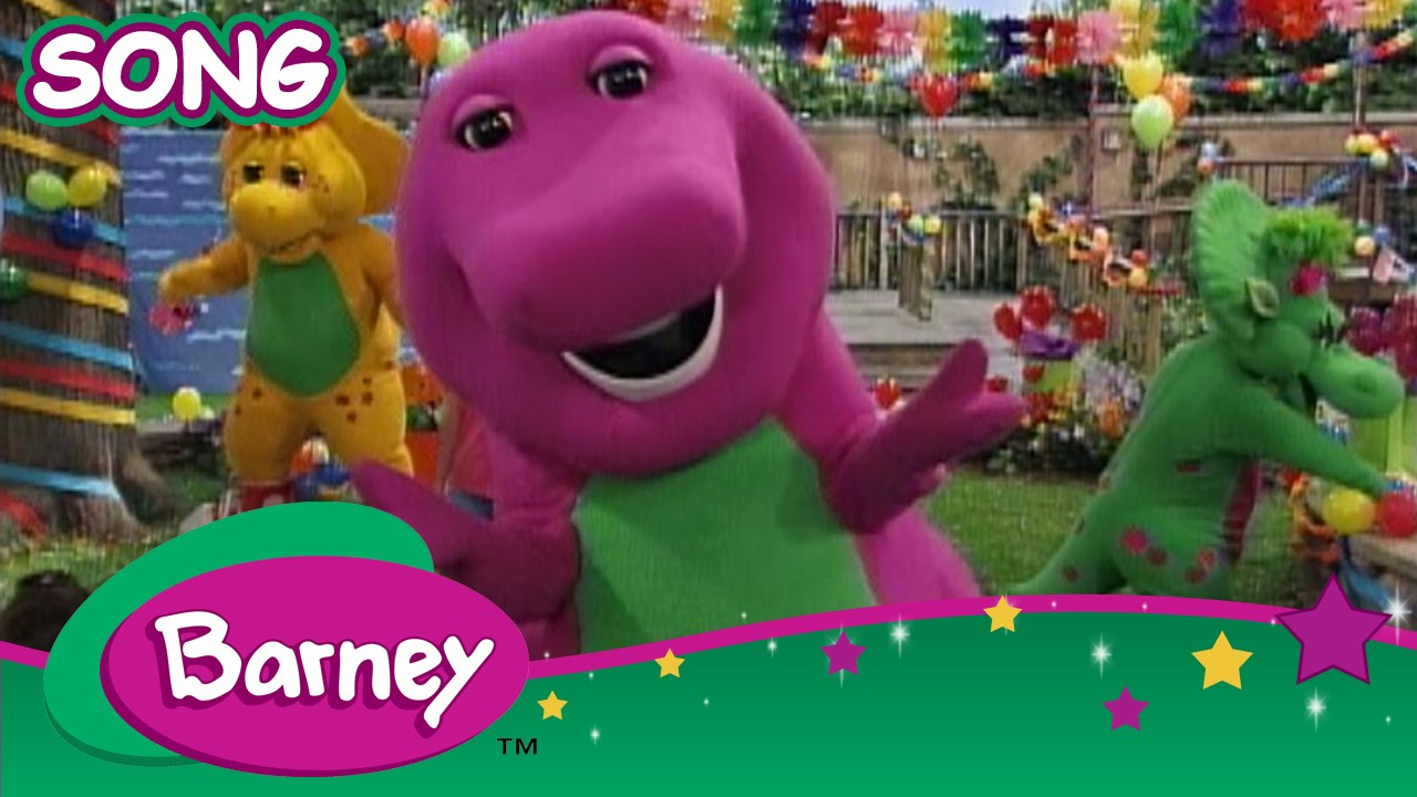 Barney Join The Band Song Youtube