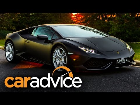 2015 Lamborghini Huracan Lp610 4 Exterior Interior Walkaround