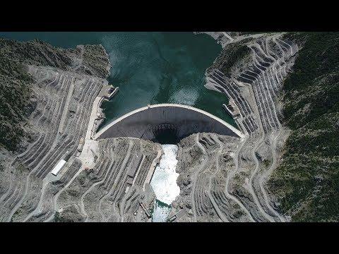 Çoruh - İşletmedeki Barajlarımız