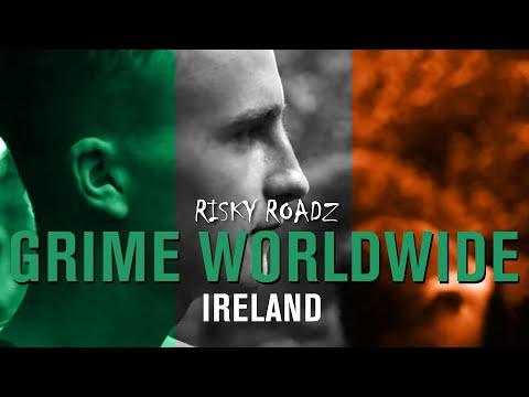 RISKY ROADZ GRIME WORLDWIDE EP 8 - LDK IRELAND