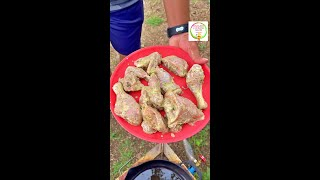 AFGHANI CHICKEN COOKING