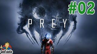 Prey - Gameplay ITA - Walkthrough #02 - Un nuovo passo evolutivo?