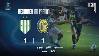 Copa Diego Maradona | Fecha 6 | resumen de Banfield - Rosario Central