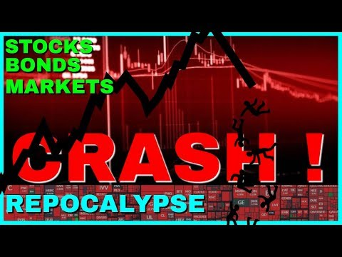 Repo Expert Predicts Markets To Crash by Year End