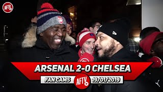 Arsenal 2-0 Chelsea | We Have To Play Our Strongest Team Against Man United!! (Troopz)