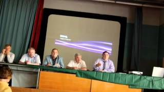 2012 05 23 совещание МТУЦР   как получить допуск на Ил 14