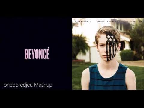 Drunken Uma Thurman - Beyoncé vs. Fall Out Boy (Mashup)