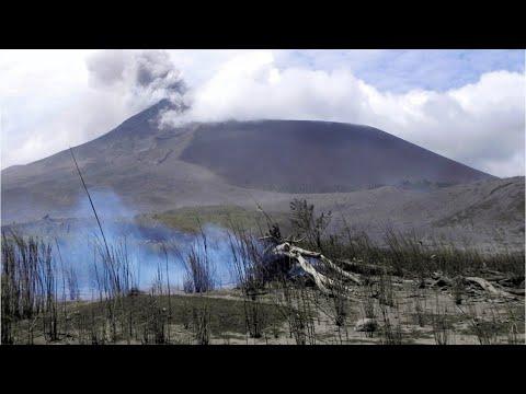 Tsunami Hits Indonesian Islands of Java and Sumatra