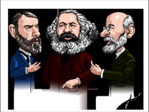 durkheim v marx society v individual Classical social theory i: marx and durkheim antonino palumbo and alan scott  then opens up between the state and the individual between state and society.