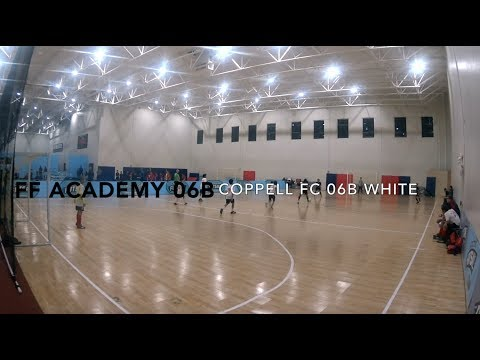 FF ACADEMY 06B v. Coppell FC 06B White | Full Match Extended Highlights