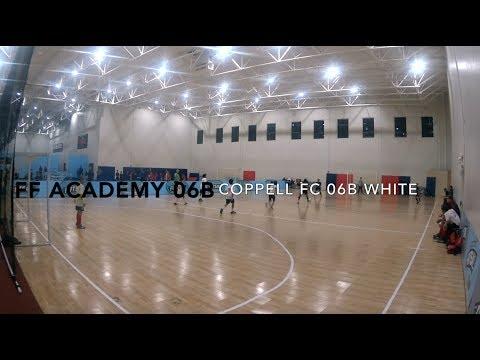 FF ACADEMY 06B v. Coppell FC 06B White | Full Match Extended Highlights