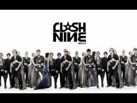Clash Album Nine Miss U 2 (CD Demo)