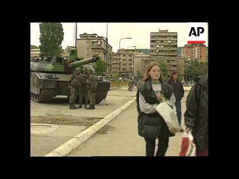 KOSOVO: MITROVICA: DIVIDED CITY