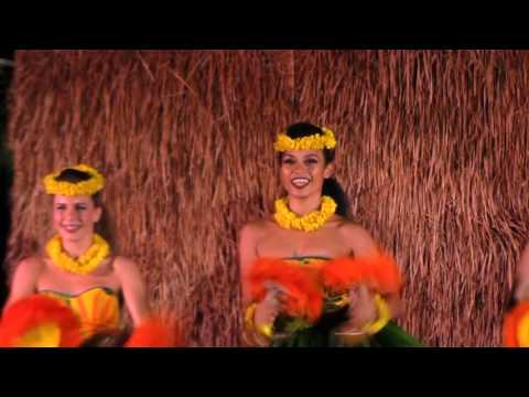 Sheraton Maui Resort Luau on Kaanapali Beach 5/4/16