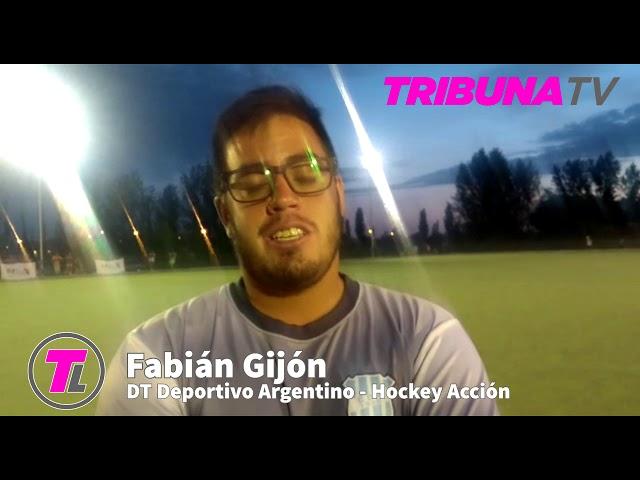 Deportivo Argentino Supercampeón del Torneo de Primera A de Hockey Acción