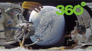 ¿Qué siente un cosmonauta durante la caminata espacial?