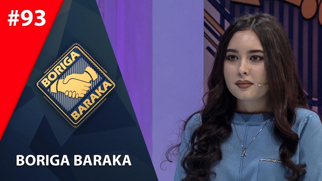 Boriga baraka 93-son (23.11.2019)