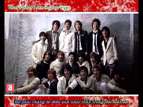 [A-STAR.org] [Vietsub Karaoke] TVXQ & Super Junior- Show Me Your Love - Version 1