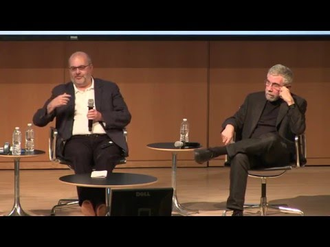 Globalization and Inequality: Paul Krugman, Janet Gornick, a