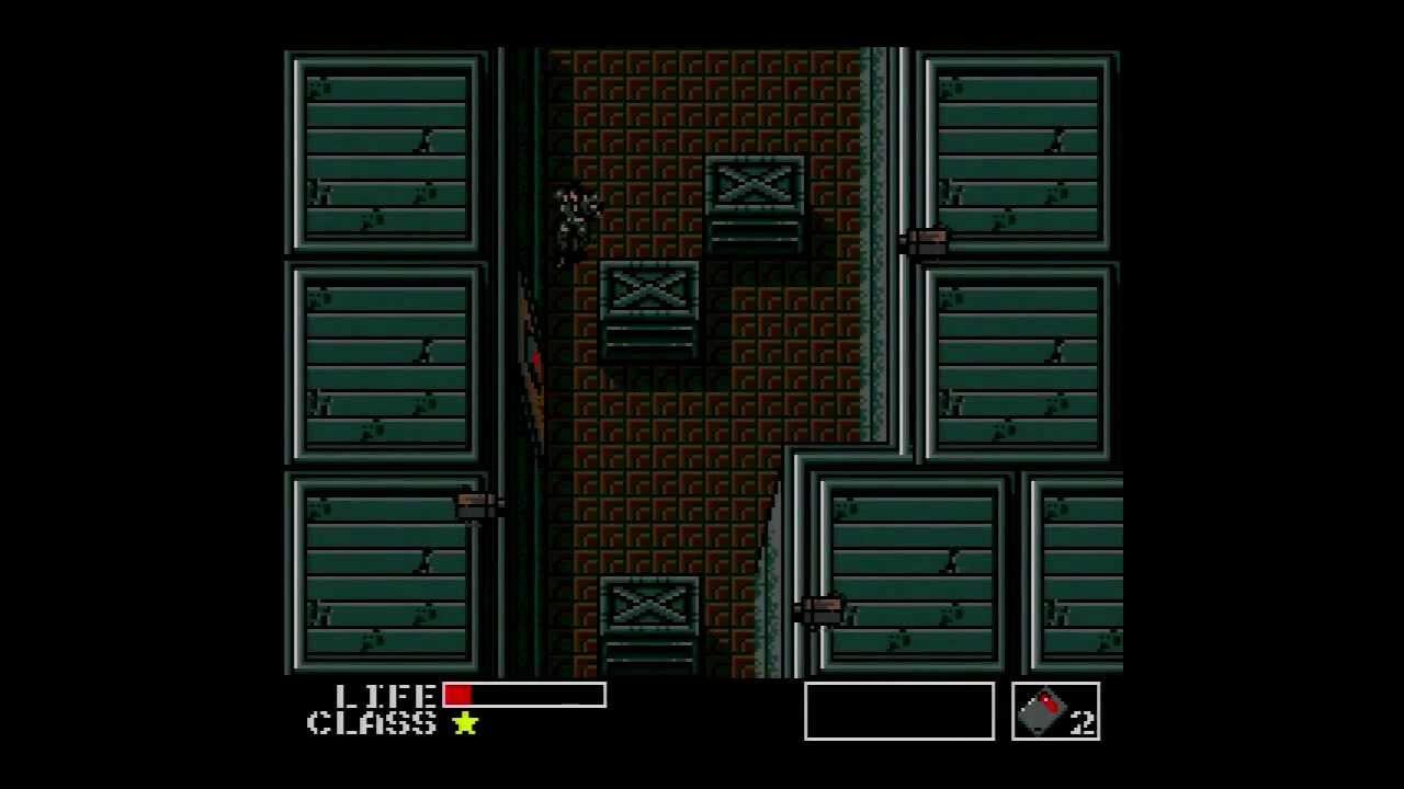 Metal Gear (MSX) - Boss FAQ - ign.com
