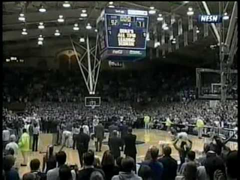 J.J. Redick Breaks Duke's Scoring Record