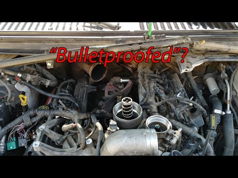 """How to tell if your 6.0 Powerstroke has been """"bulletproofed"""""""