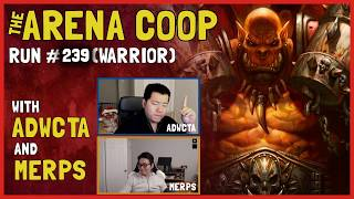 Hearthstone Arena Coop #239 (Warrior)