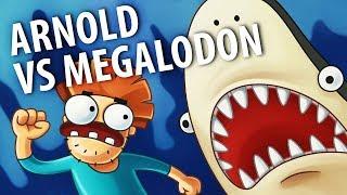 Arnold vs Megalodon