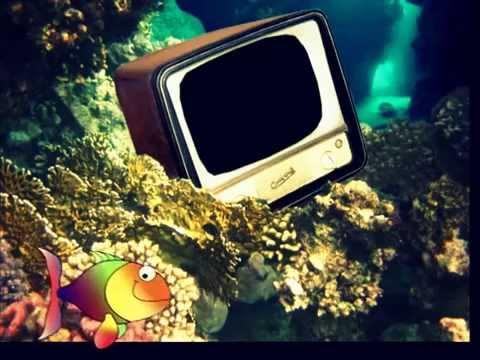 Анимация рыбки(расслабляющия анимация) (первая анимация!).