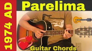 1974 A D Phiroj Shyangden   Parelima guitar chords