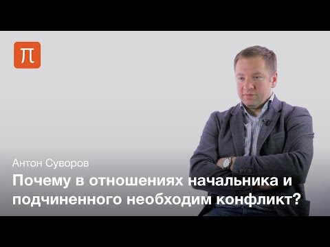 Теория контрактов — Антон Суворов