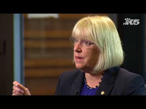 Extended interview with Patty Murray on health care order