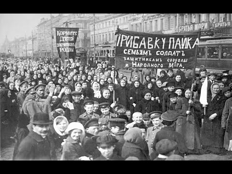 1917: Why The Russian Revolution Matters-Trailer
