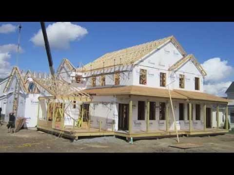 Premier Vermont builder, Sterling Construction at South Village