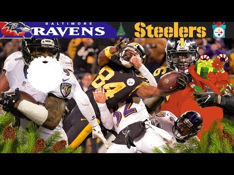 The Immaculate Extension for the North! (Ravens vs. Steelers, 2016) | NFL Vault Highlights