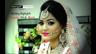 Priyanka Weds Akash Wedding Highlights