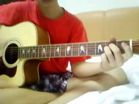 The Maine- Into your arms guitar chords - YouTube