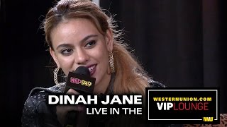 Dinah of Fifth Harmony talks 7/27, being compared to Beyonce and how JV impacted her career